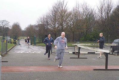 Woodbank Park Run 20th March 2010 -  Road Runner Rob - 5k running